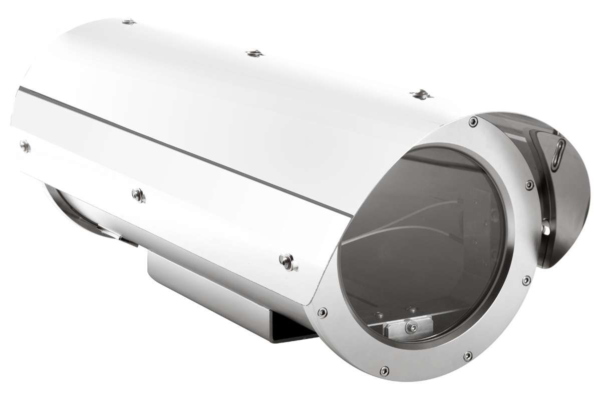 Picture of: Extra Large Cctv Camera Housings For Big Zoom Lenses Long Range Surveillance Application 254 Series