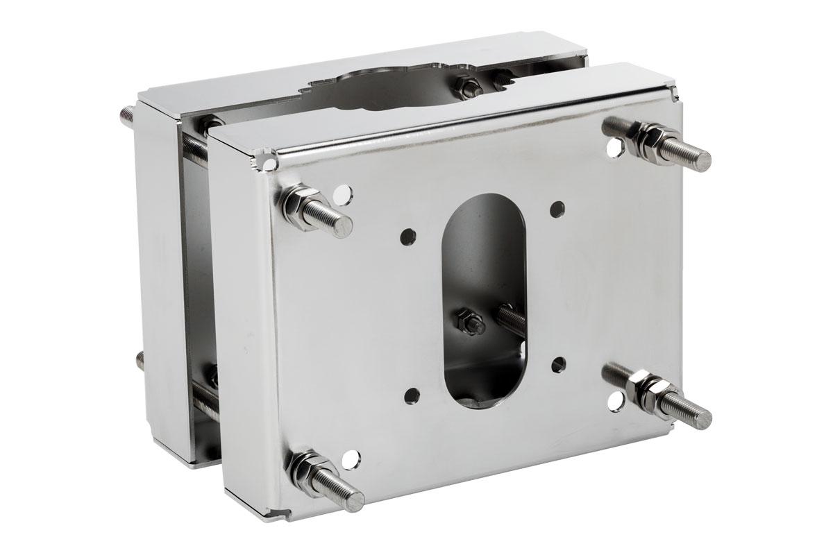 Stainless Steel Mounting Brackets Cctv Installation