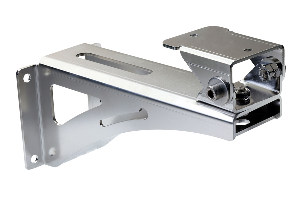 Stainless Steel Mounting Brackets Cctv Installation